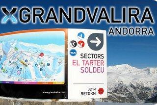 Andora - narty i snowboard
