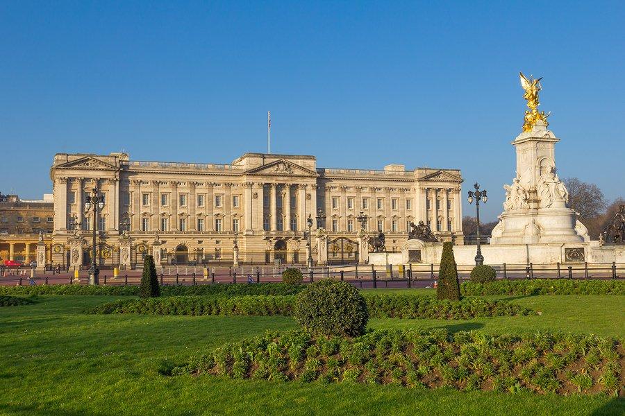 Pałac Buckingham wLondynie, fot.BigStock