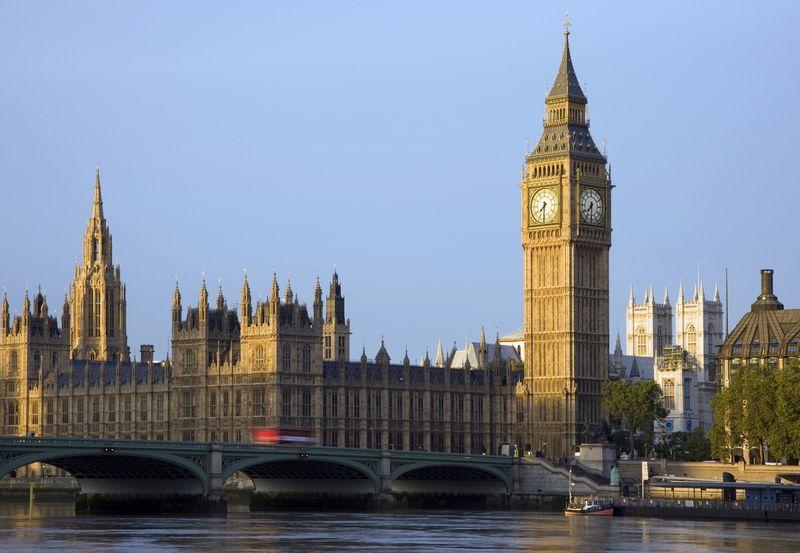 Big Ben, najsłynniejszy zegar Londynu