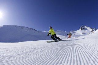 Narty i snowboard w Austrii