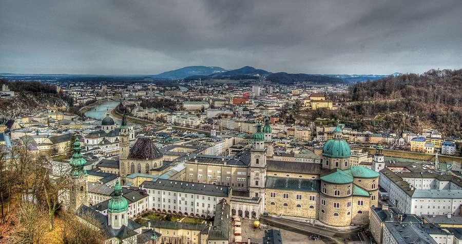 Starówka Slazburga
