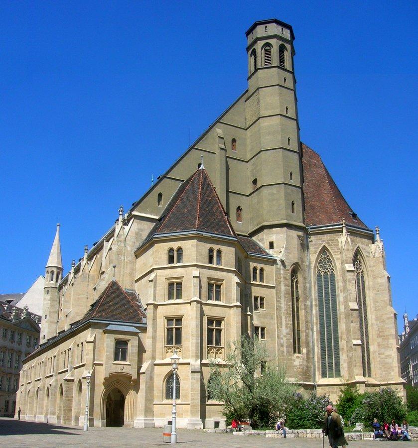 Kościół Minorytów wWiedniu