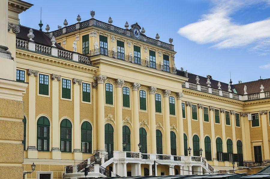 Pałac Shonbrunn w Wiedniu