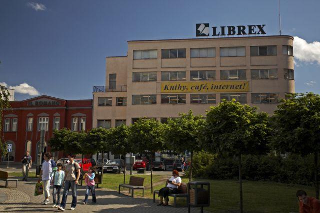 Dom Książki Librex w Ostrawie