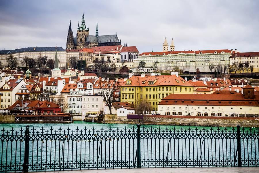 Hradczany, zamek w Pradze