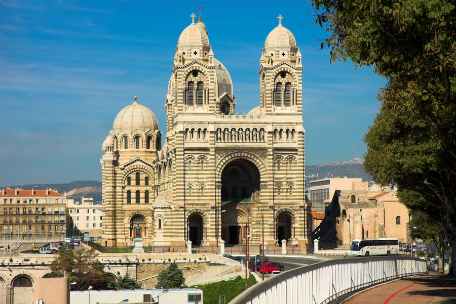 Bazylika Notre Dame de la Garde, Marsylia