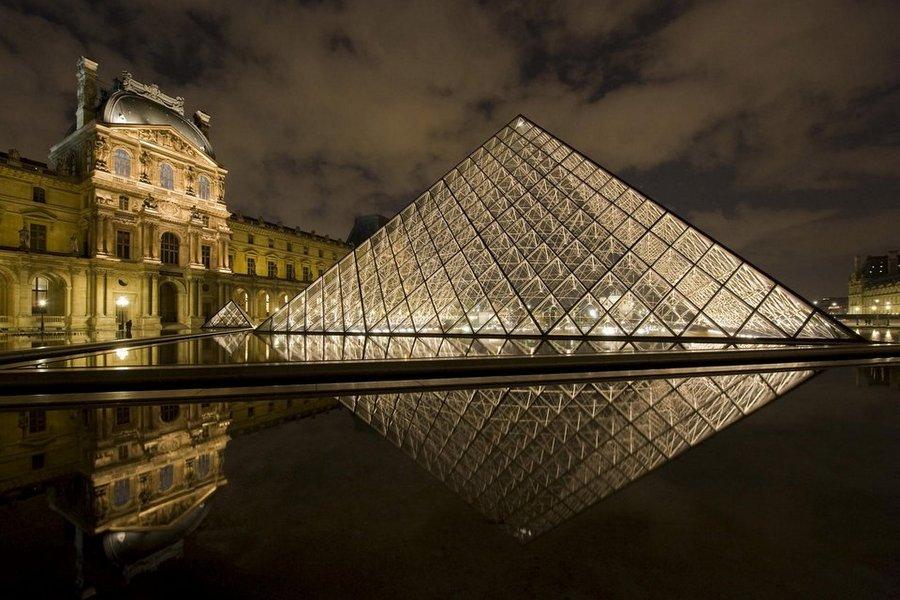 Muzeum Luwr, Paryż