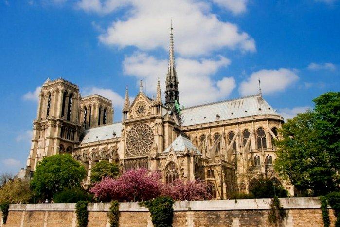 Assez Katedra Notre-Dame w Paryżu EA88