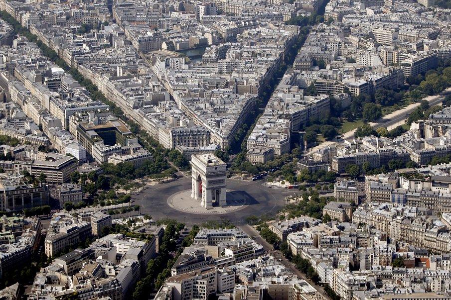 Plac de Gaulle'a, Paryż