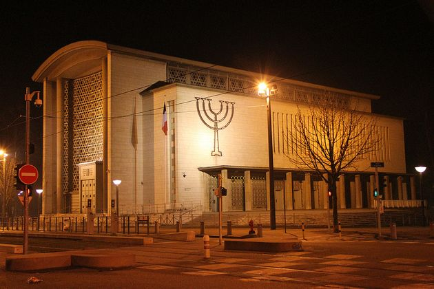 Synagoga Pokoju w Sztrasburgu