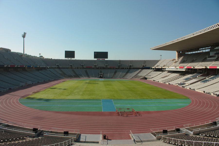 Stadion Olimpijski, Montjuic, Barcelona