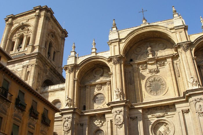 Katedra Najświętszej Maryi Panny odWcielenia wGranadzie (fot.Balbo)