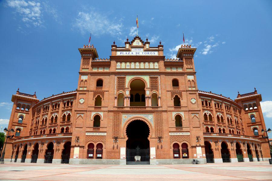 Arena Toros de las Ventas wMadrycie