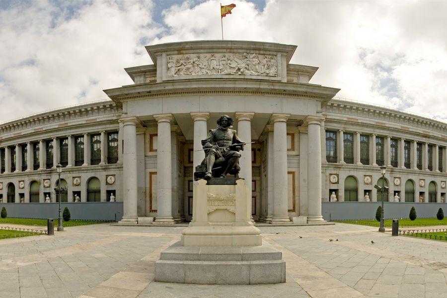 Muzeum Prado wMadrycie