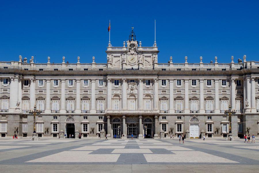 Pałac Królewski wMadrycie (fot.Carlos Delgado)
