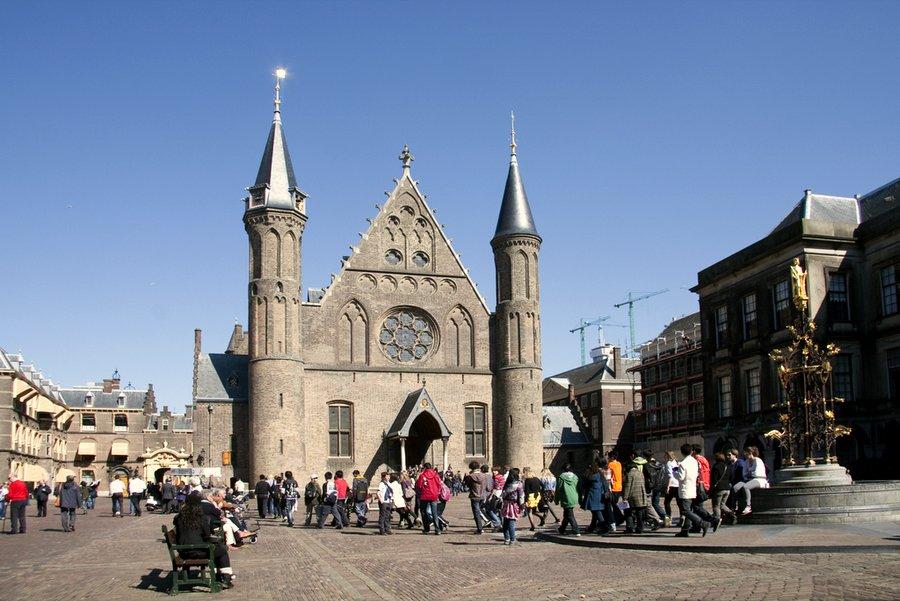 Binnenhof, kompleks zamkowy, Haga