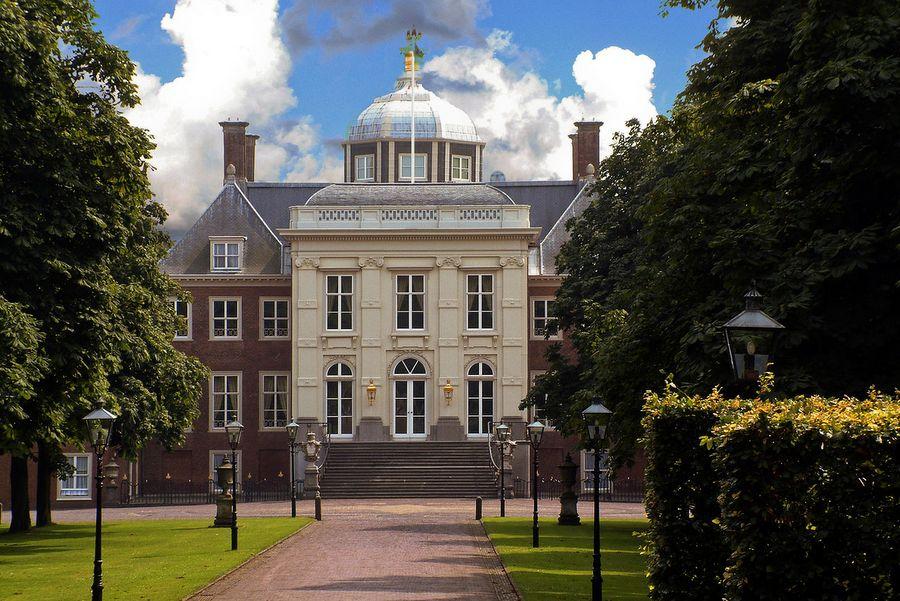 Pałac Huis ten Bosh, Haga (fot.PeteBobb)