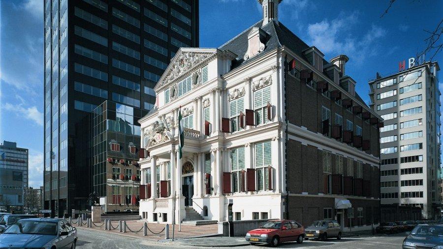 Museum Het Schielandshuis w Rotterdamie