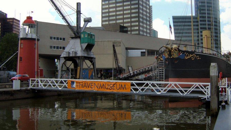 Muzeum Morskie wRotterdamie