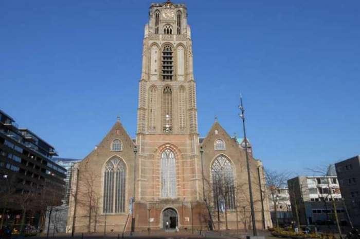 Kościół św.Wawrzyńca wRotterdamie