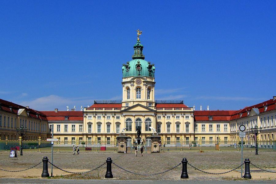 Pałac Charlottenburg, Berlin, fot.BigStock
