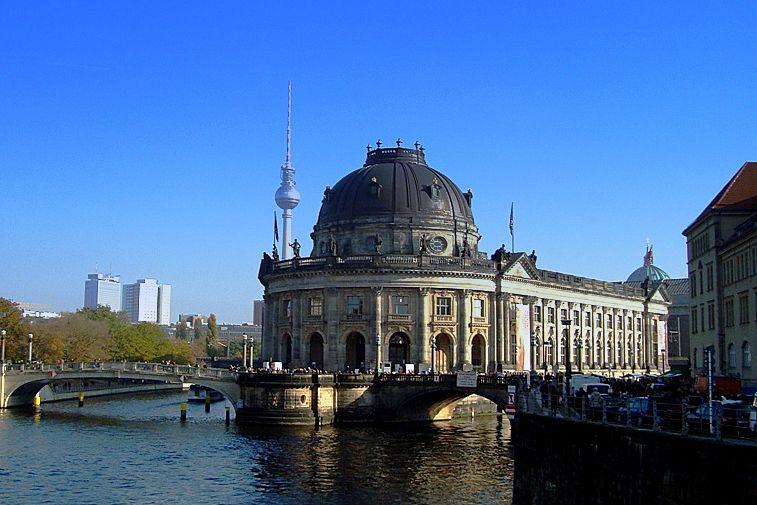 Wyspa Muzeów, Berlin