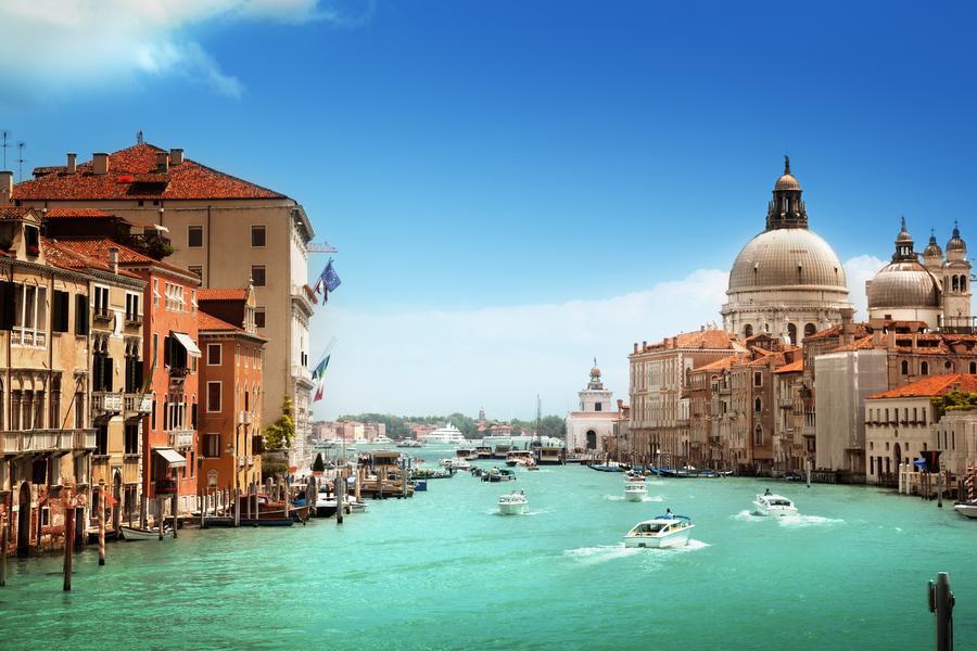Canale Grande, Wenecja