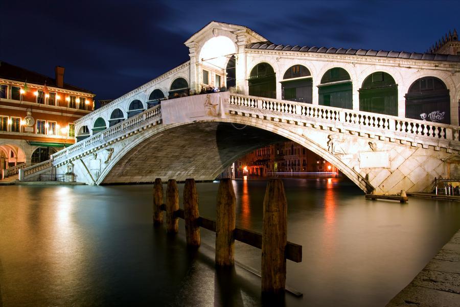 Most Rilato, Wenecja