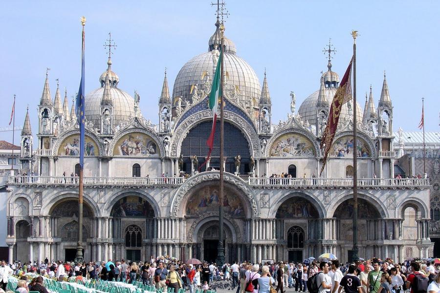 Bazylika św.Marka, Wenecja